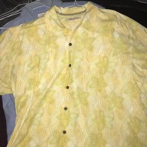 2XL Tommy Bahama Short Sleeve Button Down